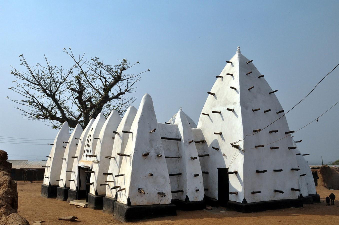 Characteristics of Sudano-Sahelian architecture - Sheet13