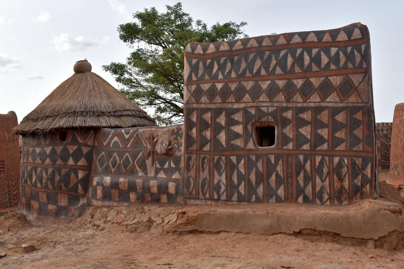 Characteristics of Sudano-Sahelian architecture - Sheet7