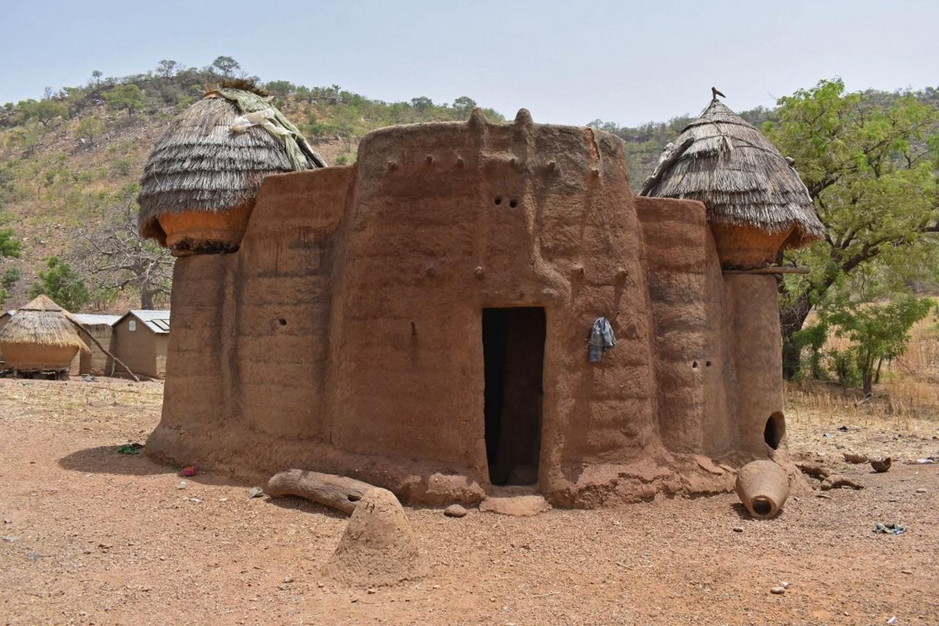 Characteristics of Sudano-Sahelian architecture - Sheet8