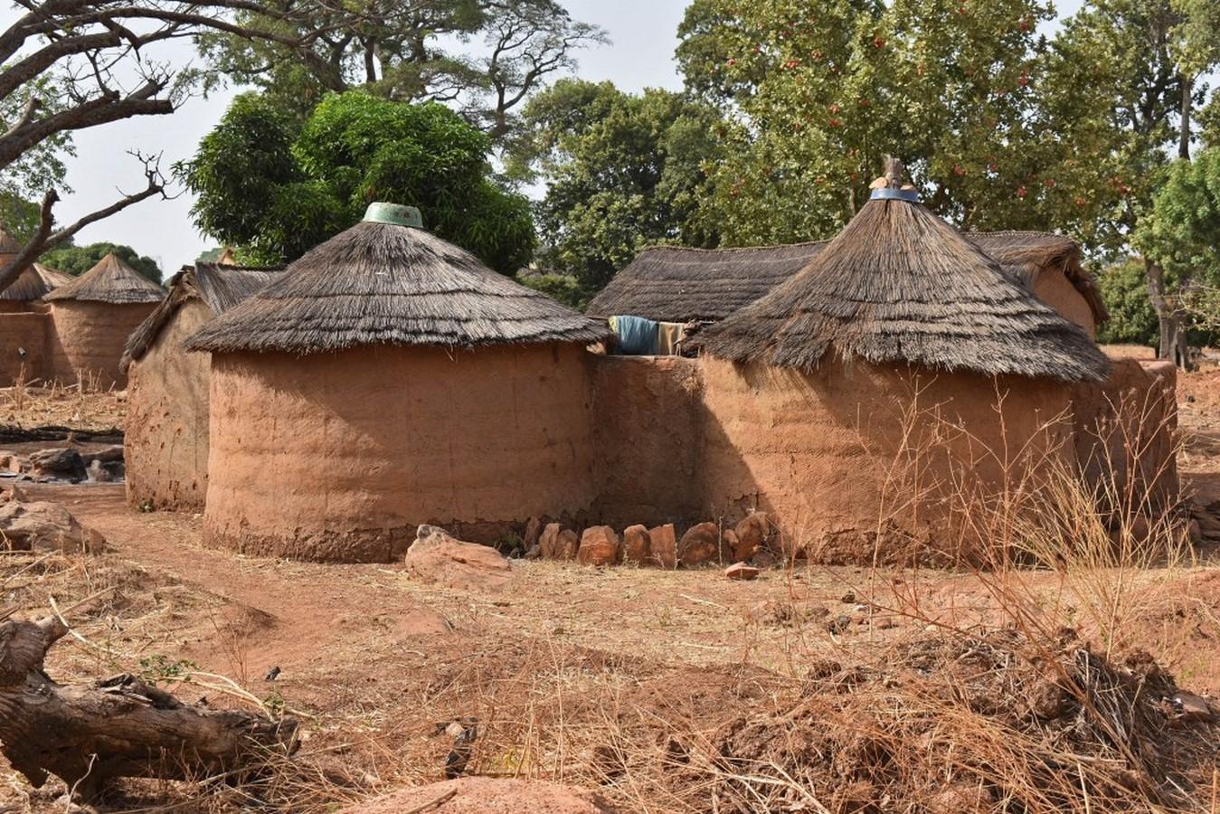 Characteristics of Sudano-Sahelian architecture - Sheet9