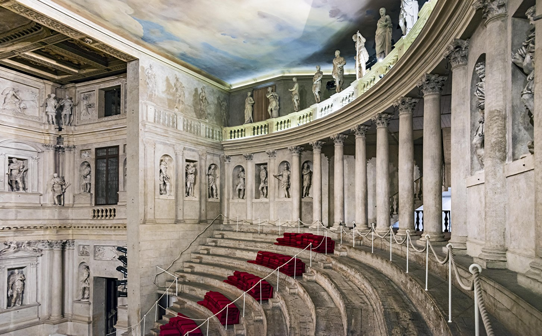 Teatro Olimpico - Sheet2
