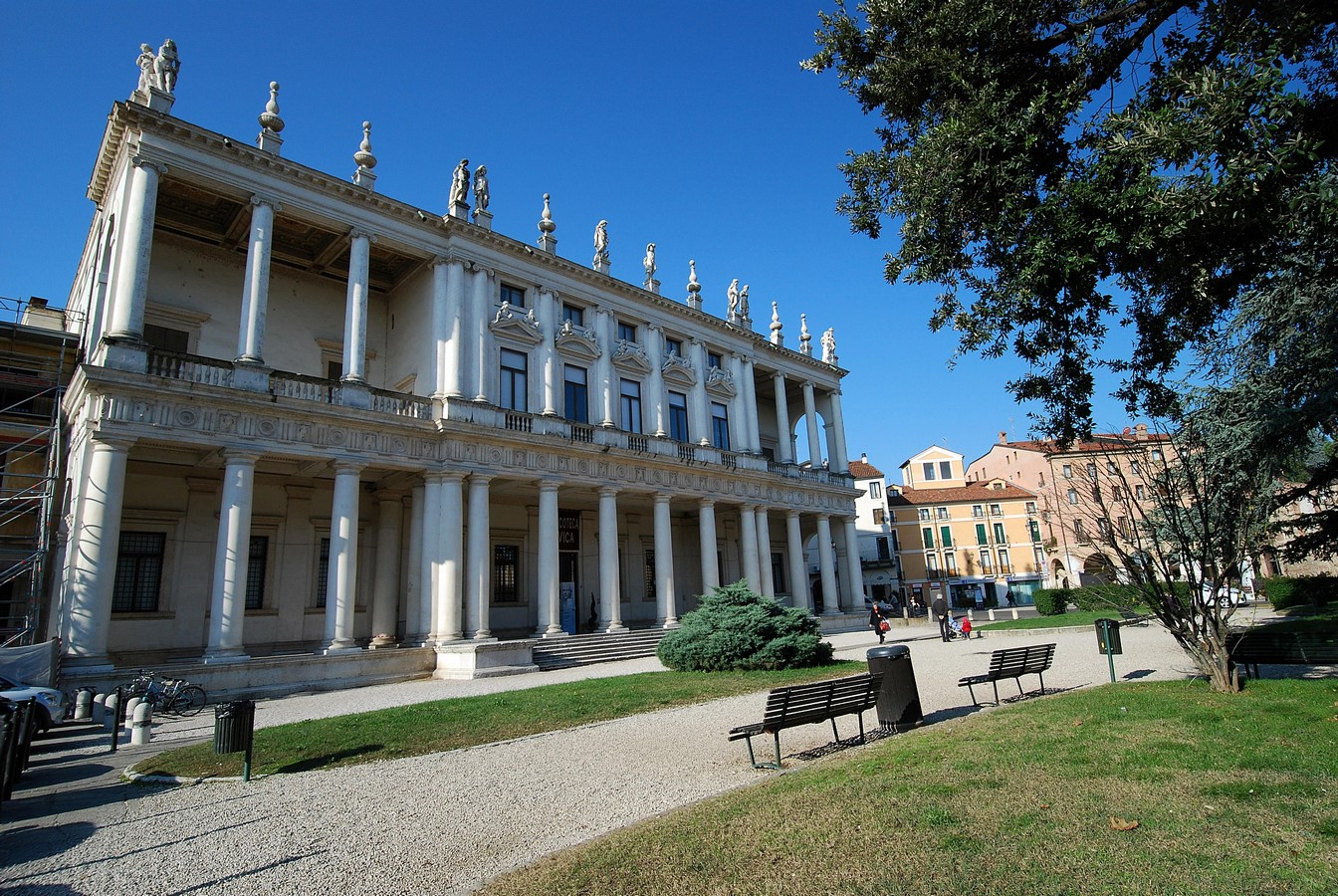 Palazzo Chiericati - Sheet2