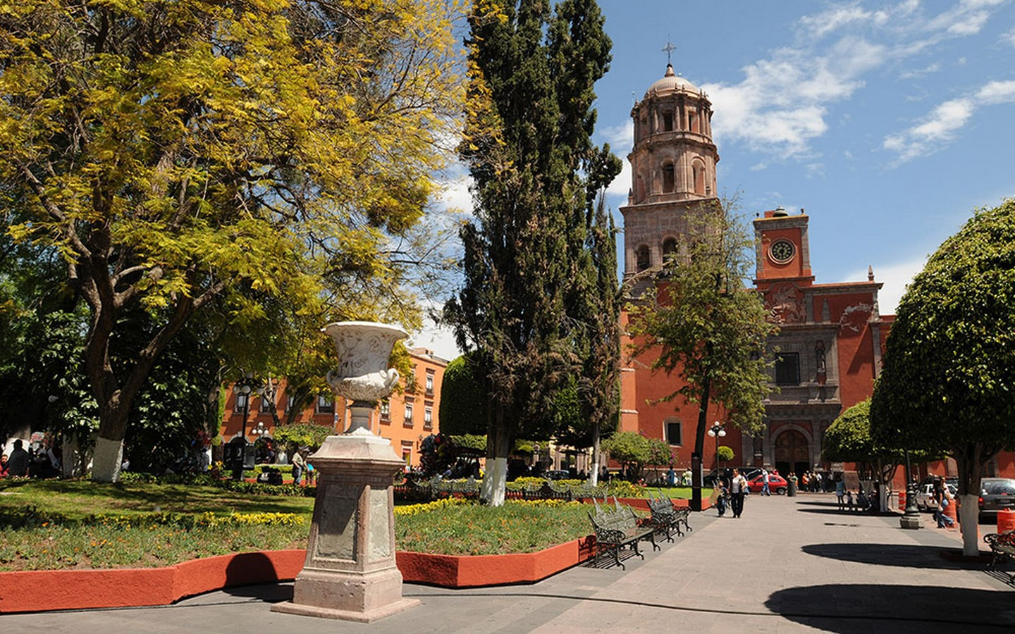Places to visit in Querétaro City for the Travelling Architect- Sheet1