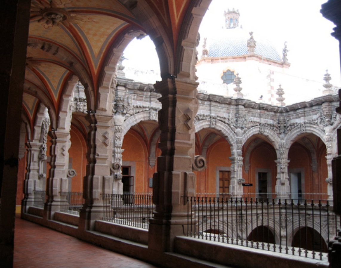 Places to visit in Querétaro City for the Travelling Architect- Sheet12