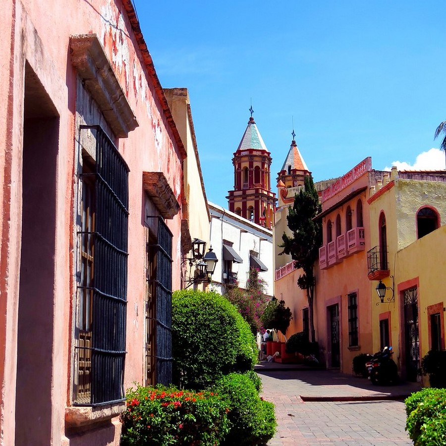 Places to visit in Querétaro City for the Travelling Architect- Sheet3