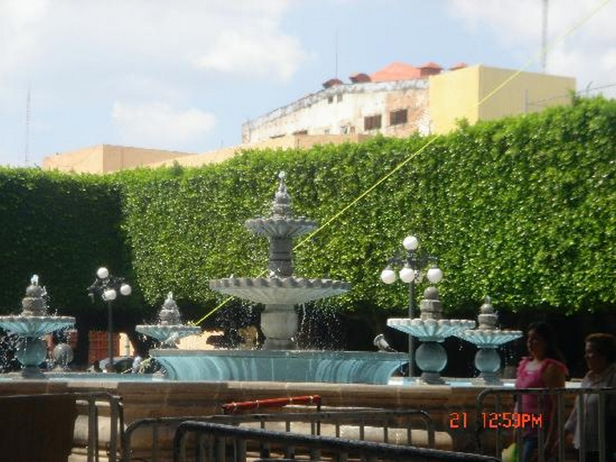 Places to visit in Querétaro City for the Travelling Architect- Sheet32