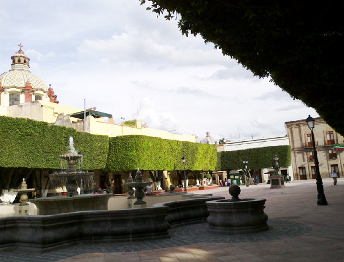 Places to visit in Querétaro City for the Travelling Architect- Sheet33