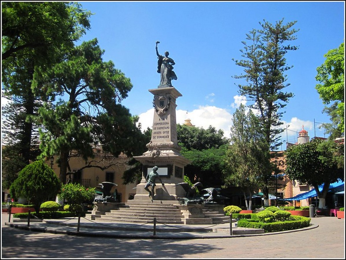 Places to visit in Querétaro City for the Travelling Architect- Sheet35