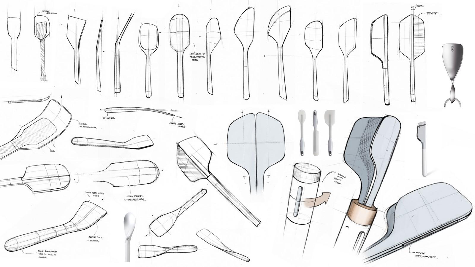 Flip | Kitchen Spatula - Sheet1