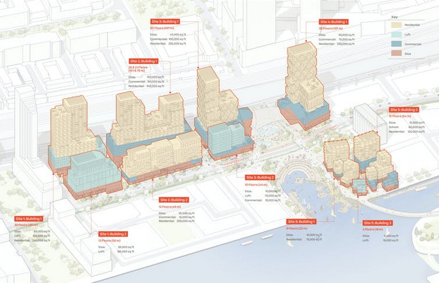 Alphabet's Sidewalk Labs by Snøhetta and Thomas Heatherwick: Mass-timber city - Sheet5