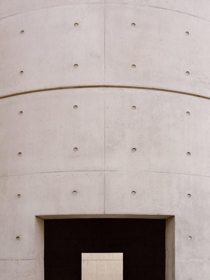 Meditation Space by Tadao Ando - Sheet3