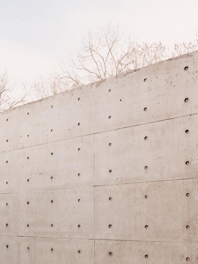 Meditation Space by Tadao Ando - Sheet6