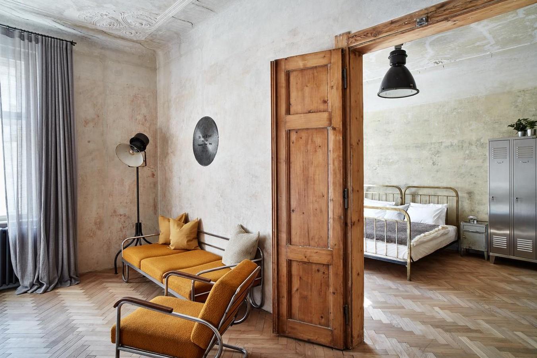 15 beautiful vintage apartments around the world - Sheet5