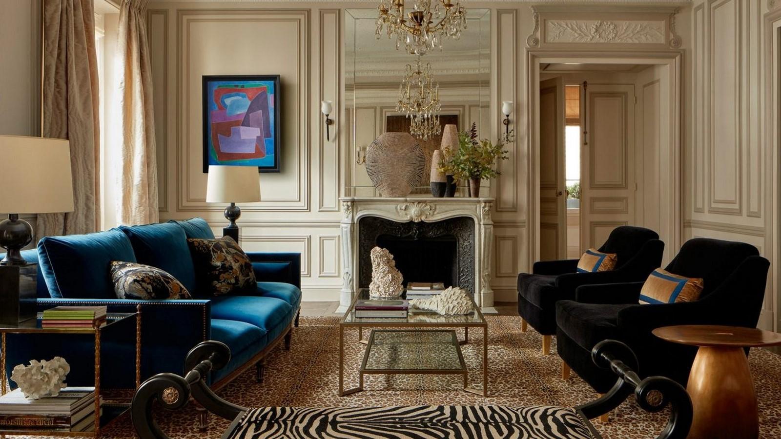 15 beautiful vintage apartments around the world - Sheet9