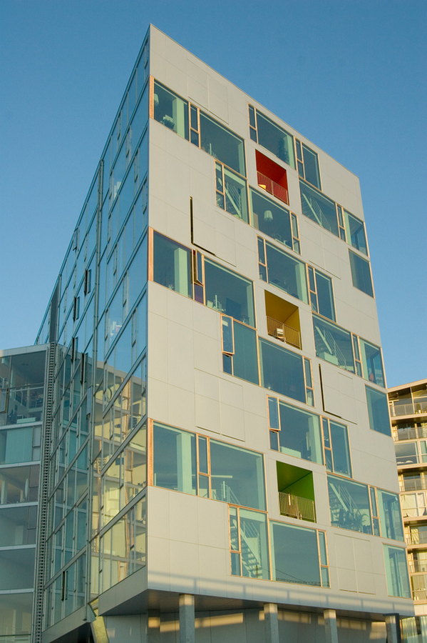 Examples of successful affordable housing around the world - Sheet15