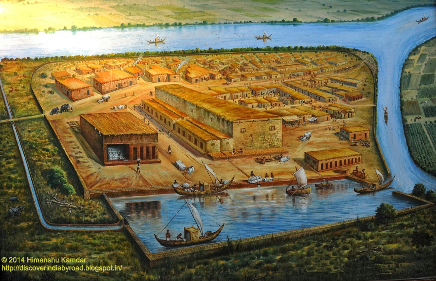 How water led to the evolution of architecture in ancient India - Sheet1