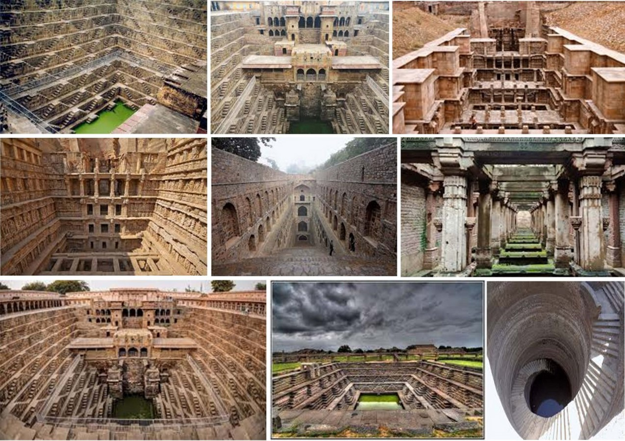 How water led to the evolution of architecture in ancient India - Sheet12
