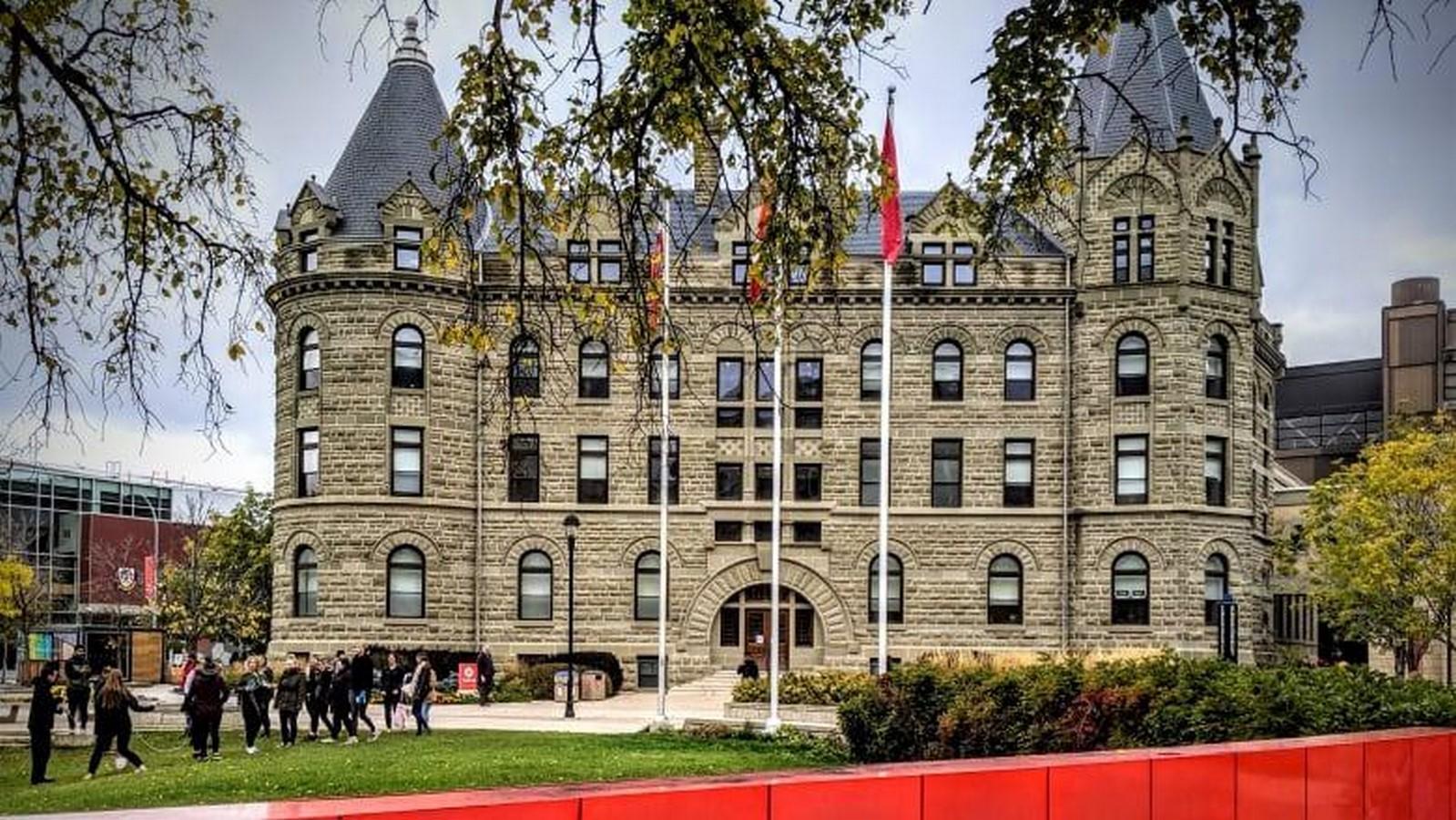 Wesley Hall, The University of Winnipeg - Sheet3
