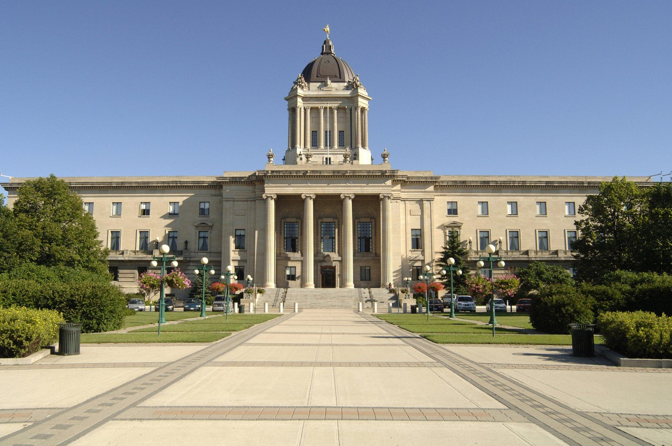 The Legislative Building - Sheet1