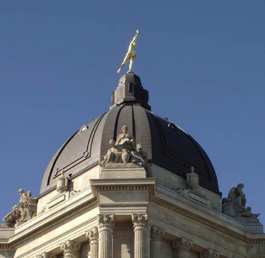 The Legislative Building - Sheet2