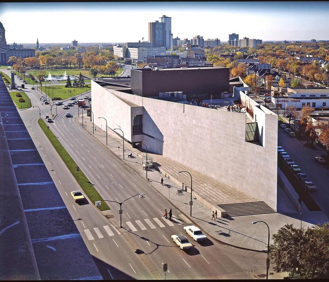 Winnipeg Art Gallery - Sheet1