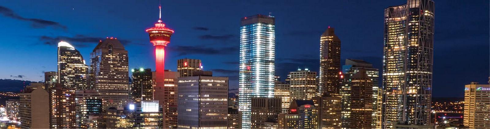 Calgary Tower - Sheet1
