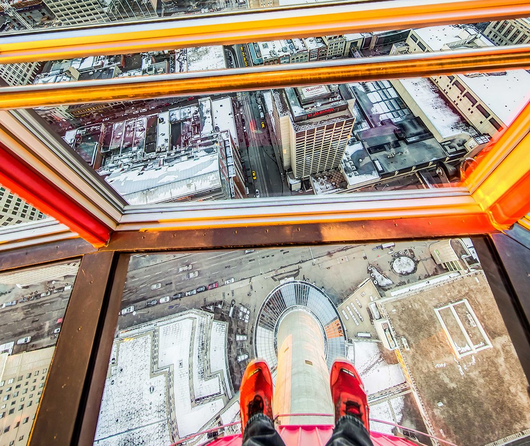 Calgary Tower - Sheet3