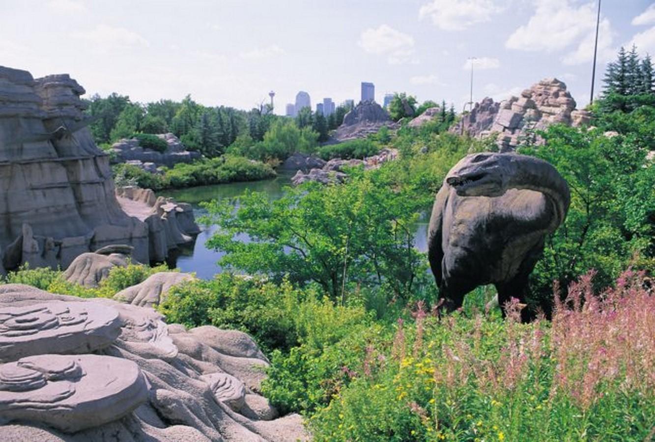 Prehistoric Park and Zoo - Sheet1