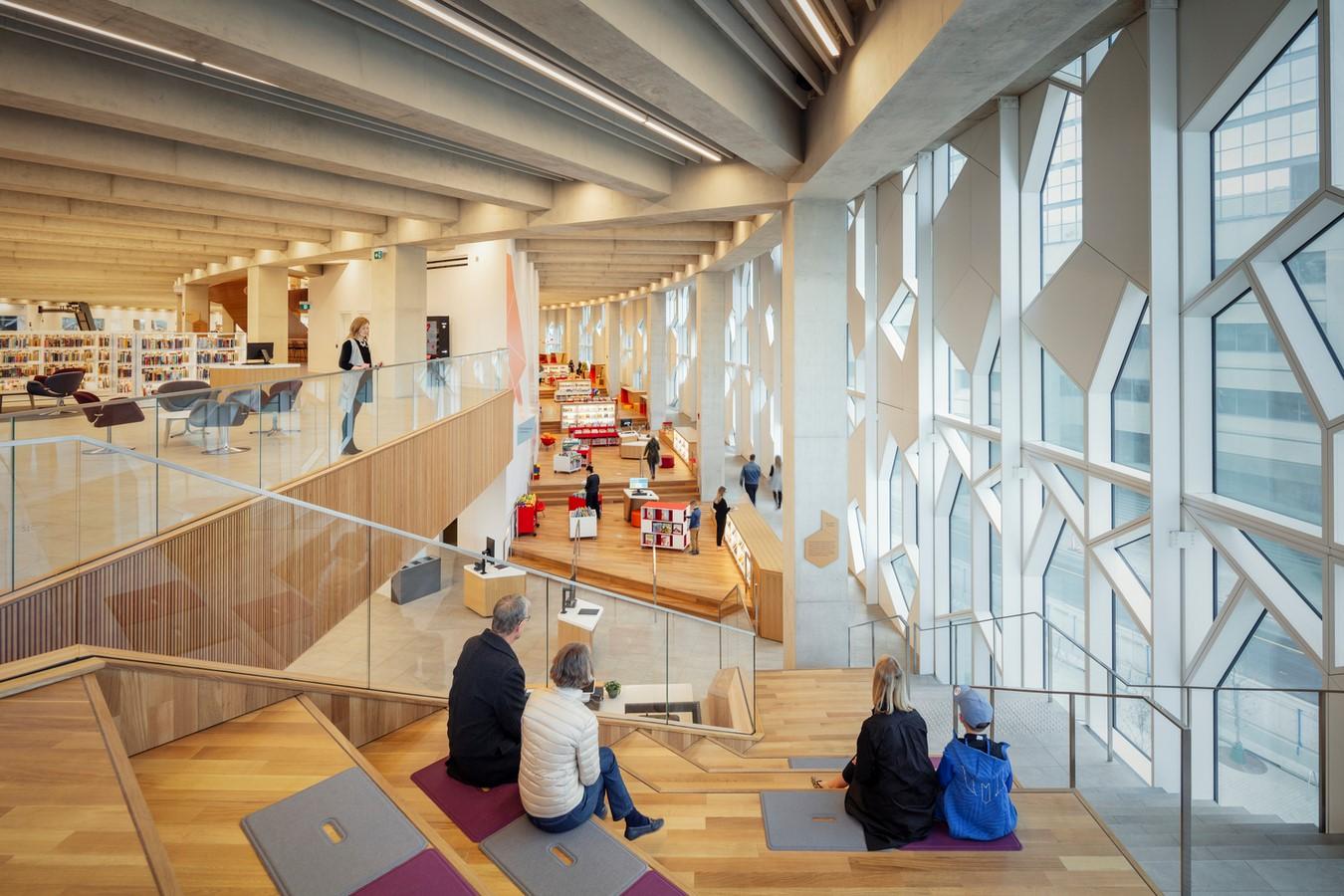 Calgary Central Library - Sheet4