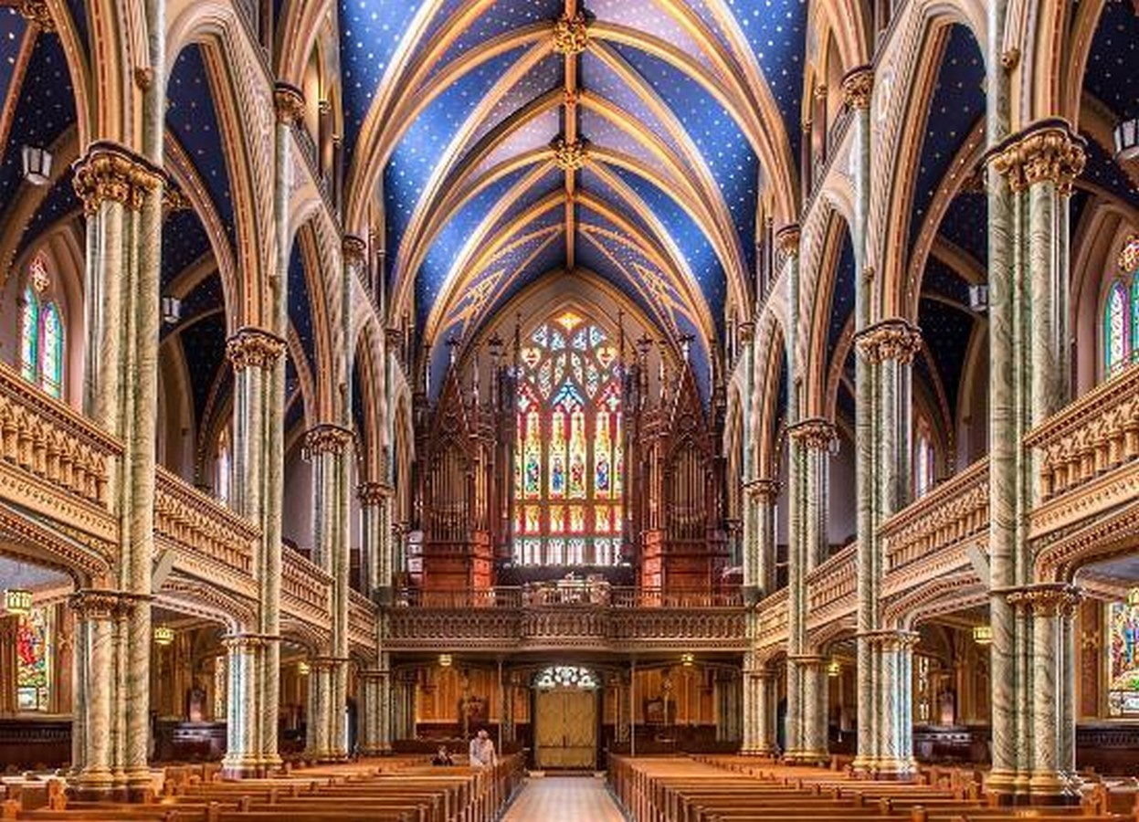 Places to visit in Ottawa for the Travelling Architect - Sheet1