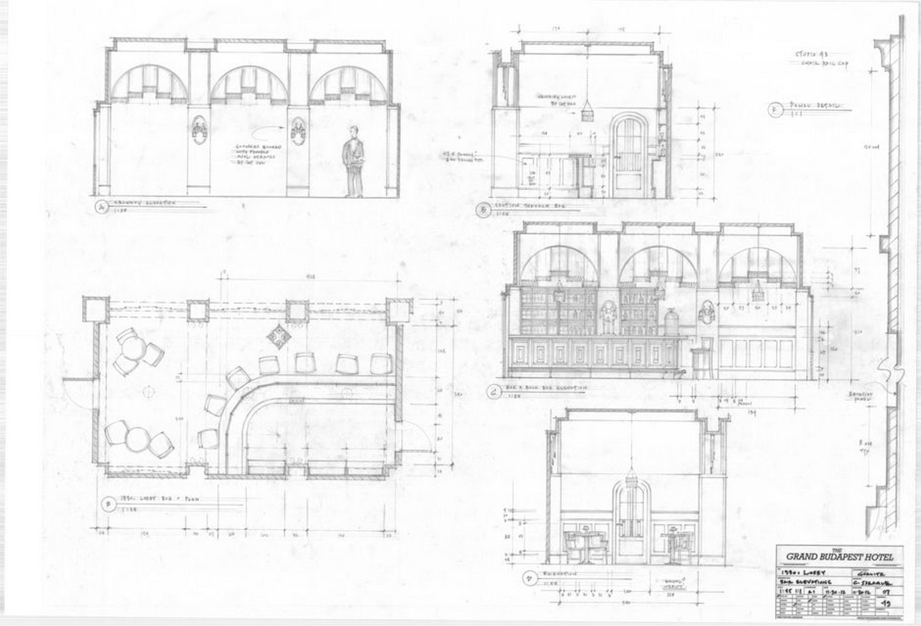 The Architecture of Anderson - Sheet9