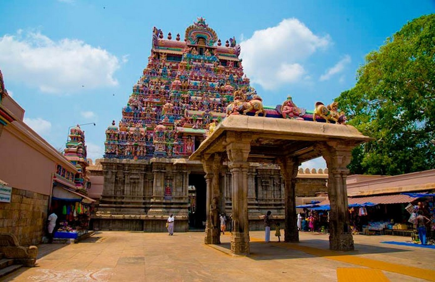 Architecture of Indian Cities: Trichy: The capital of the early Cholas - Sheet5
