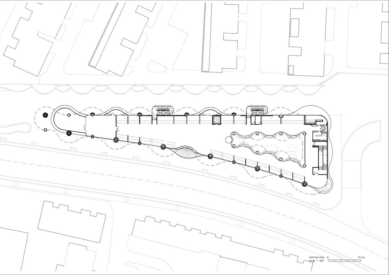 Biophilic Marketplace Inspired by Shanghai's Forests designed by Koichi Takada Architects - Sheet6