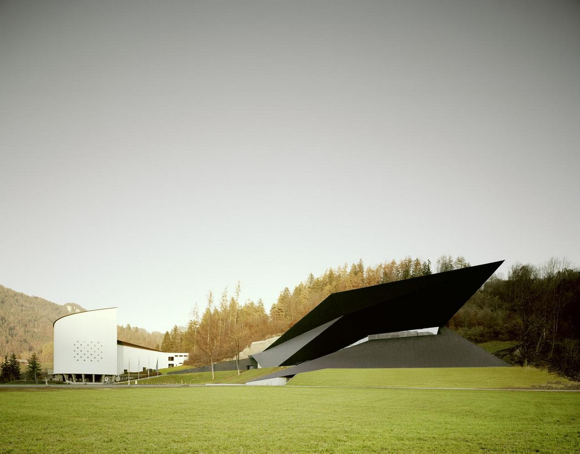 Festival Hall in Erl - Sheet2