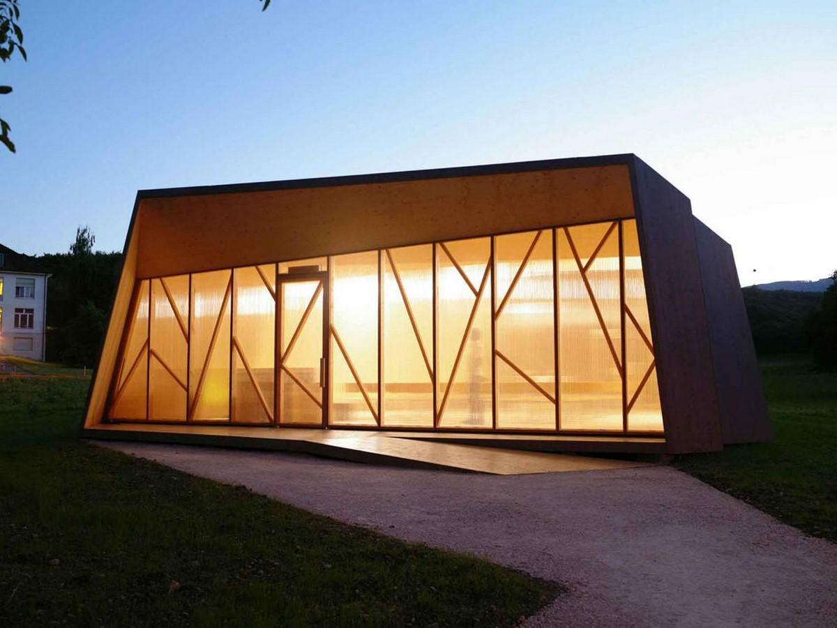 St-Loup Chapel - Sheet1