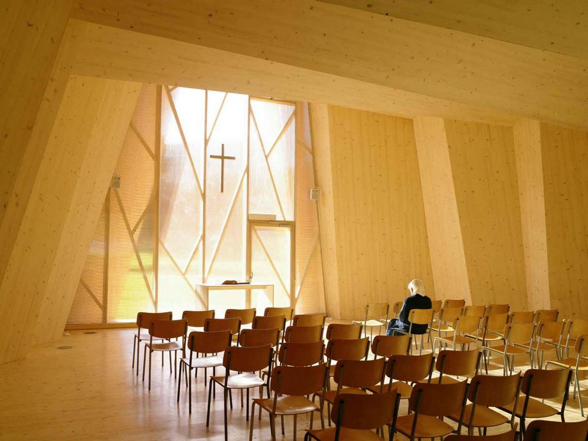 St-Loup Chapel - Sheet3