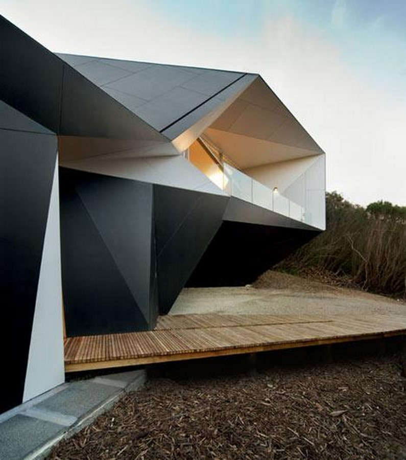 Klein Bottle House - Sheet4