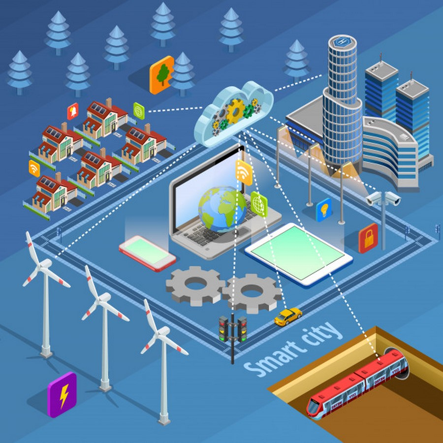 Features of the Future Sustainable City - Sheet15