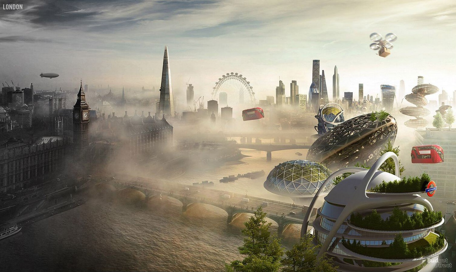 Features of the Future Sustainable City - Sheet24