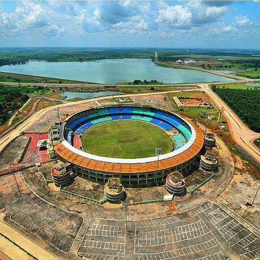 10 biggest cricket stadiums around the world - Sheet10