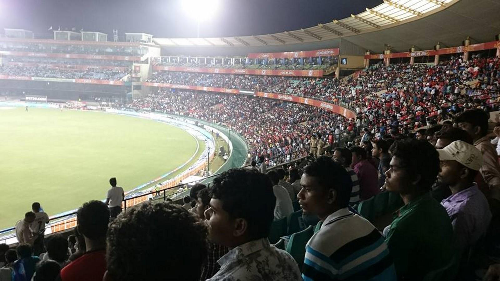 10 biggest cricket stadiums around the world - Sheet11