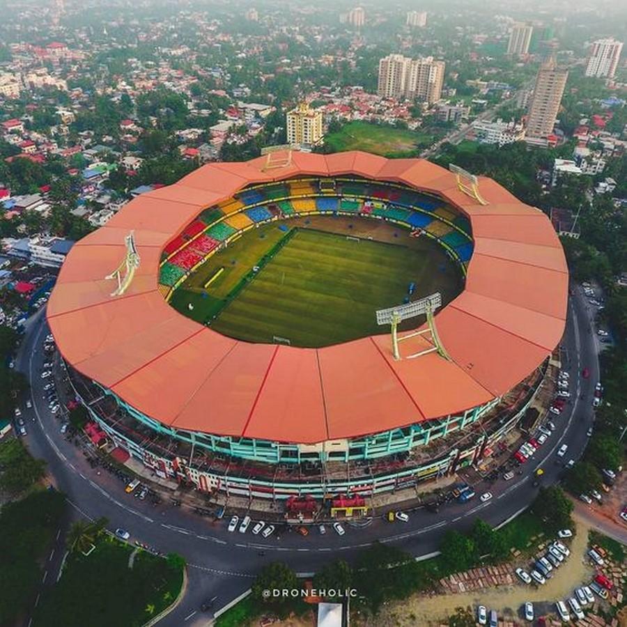 10 biggest cricket stadiums around the world - Sheet22