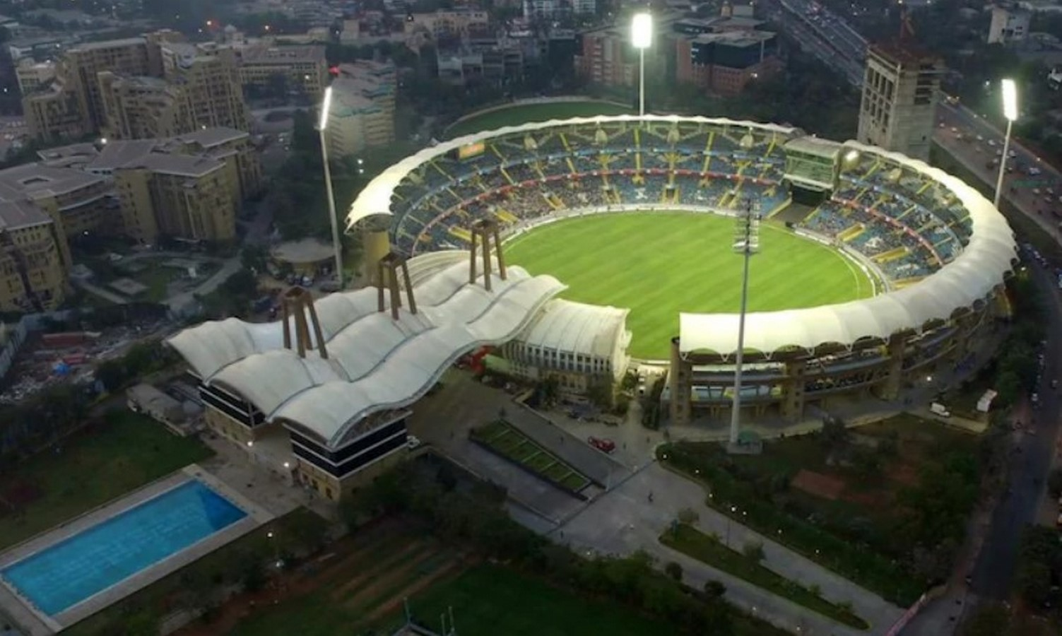 10 biggest cricket stadiums around the world - Sheet26