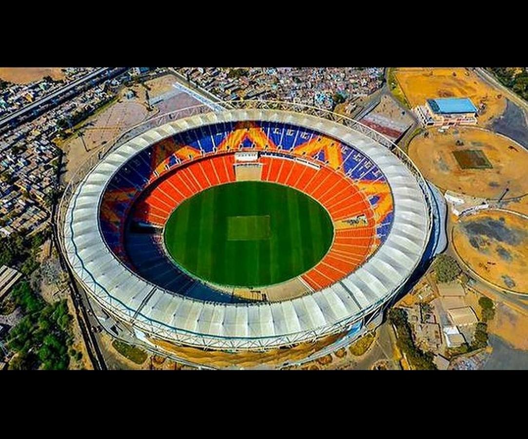 10 biggest cricket stadiums around the world - Sheet