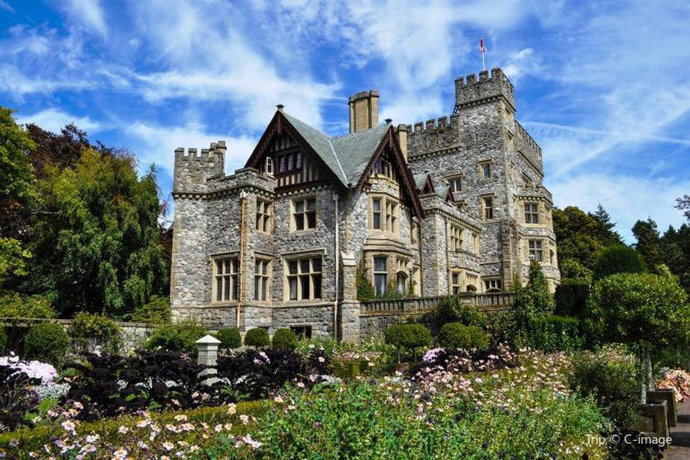 Hatley Castle - Sheet3