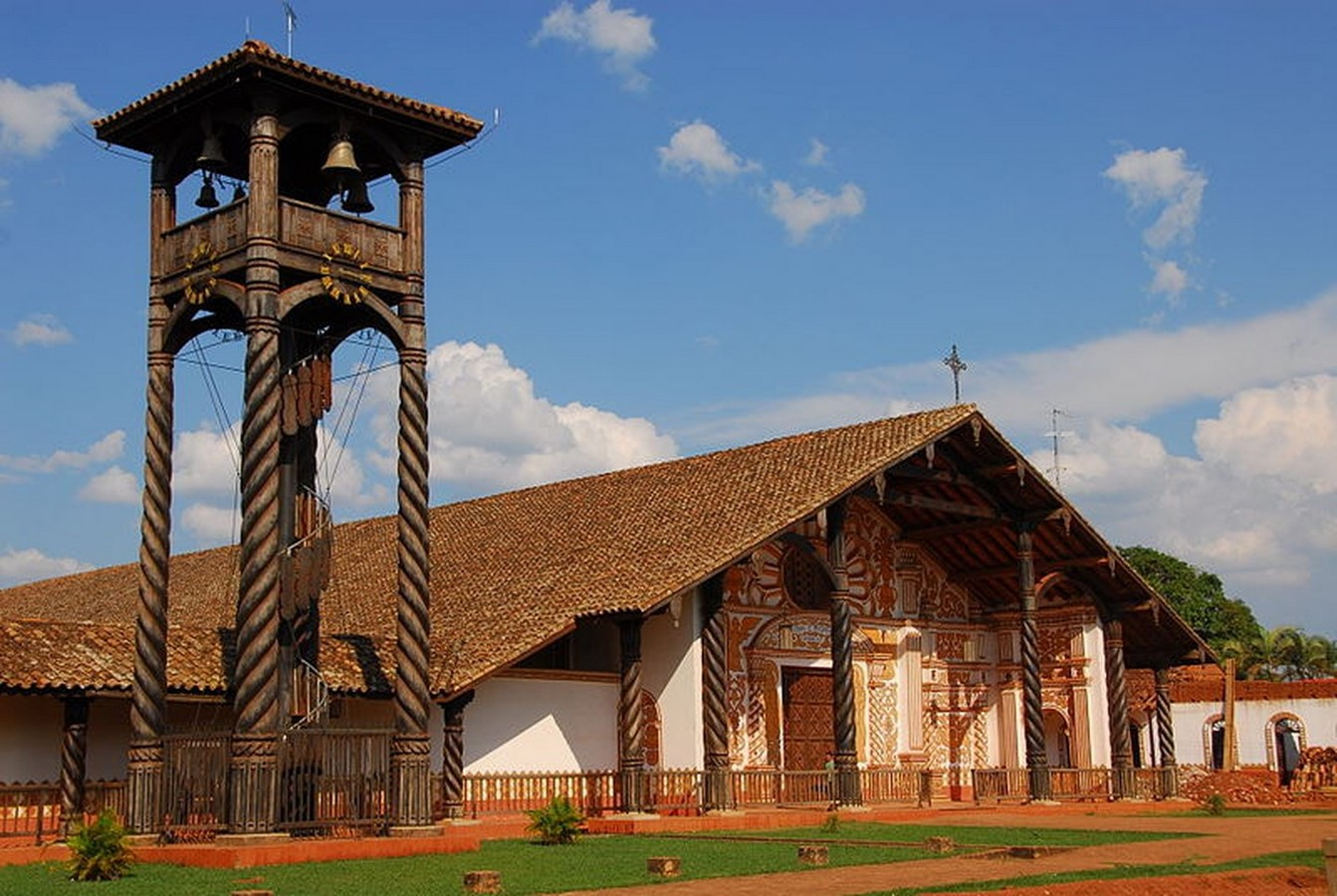 Jesuit Missions of Chiquitos - Sheet1