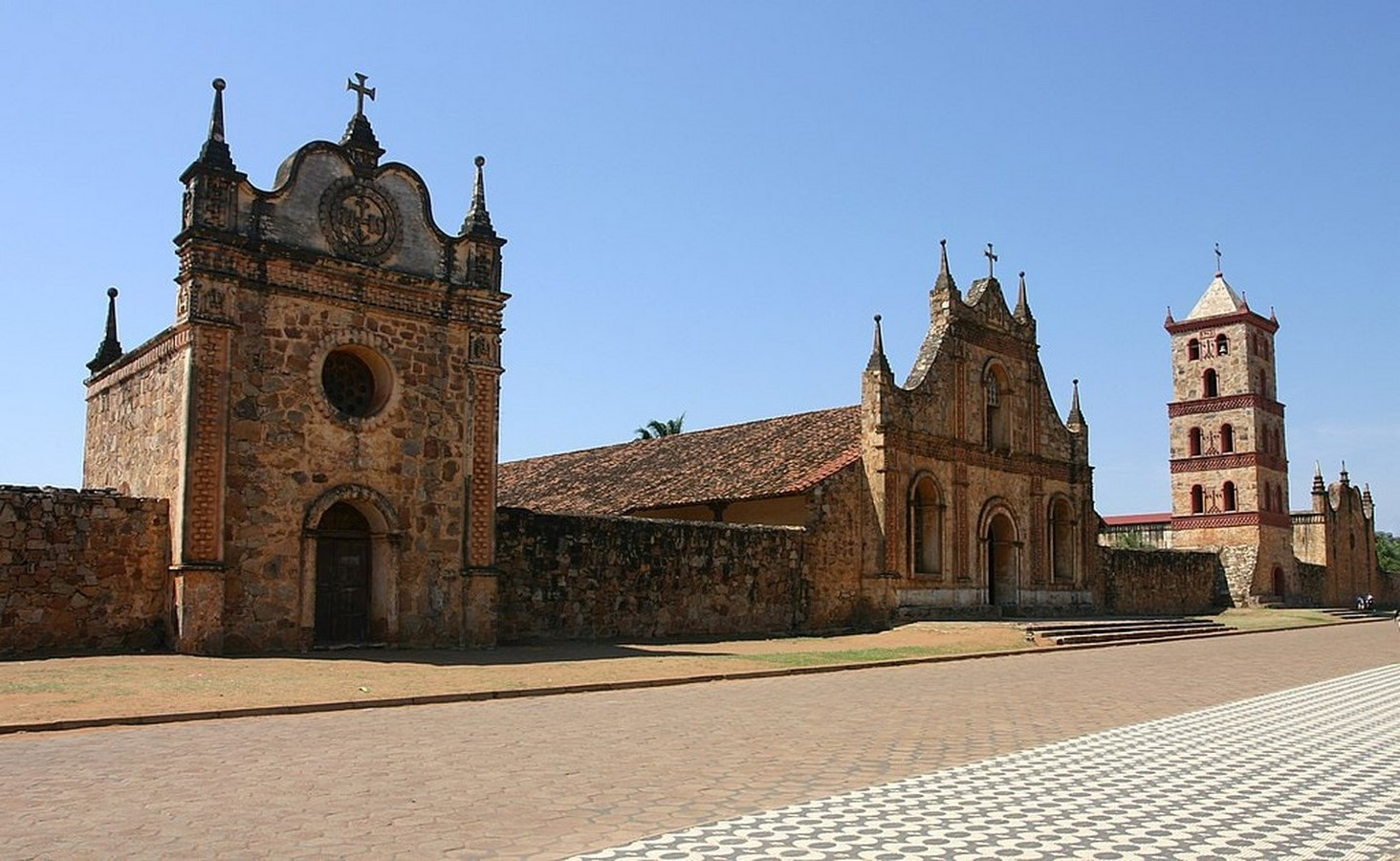 Jesuit Missions of Chiquitos - Sheet2