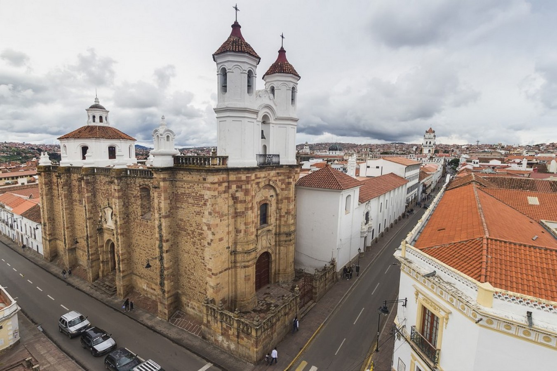 Convento de San Felipe Neri - Sheet1