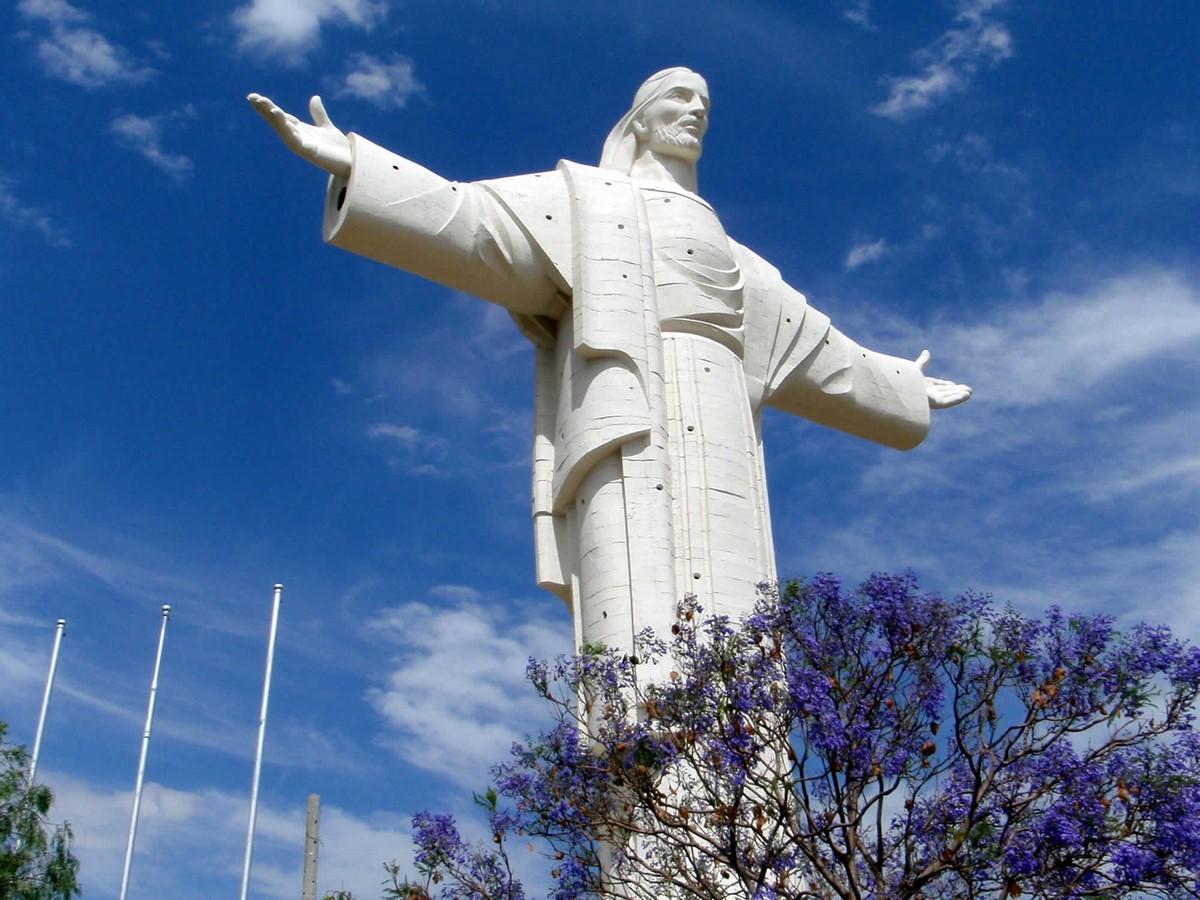 Cristo de la Concordia - Sheet1