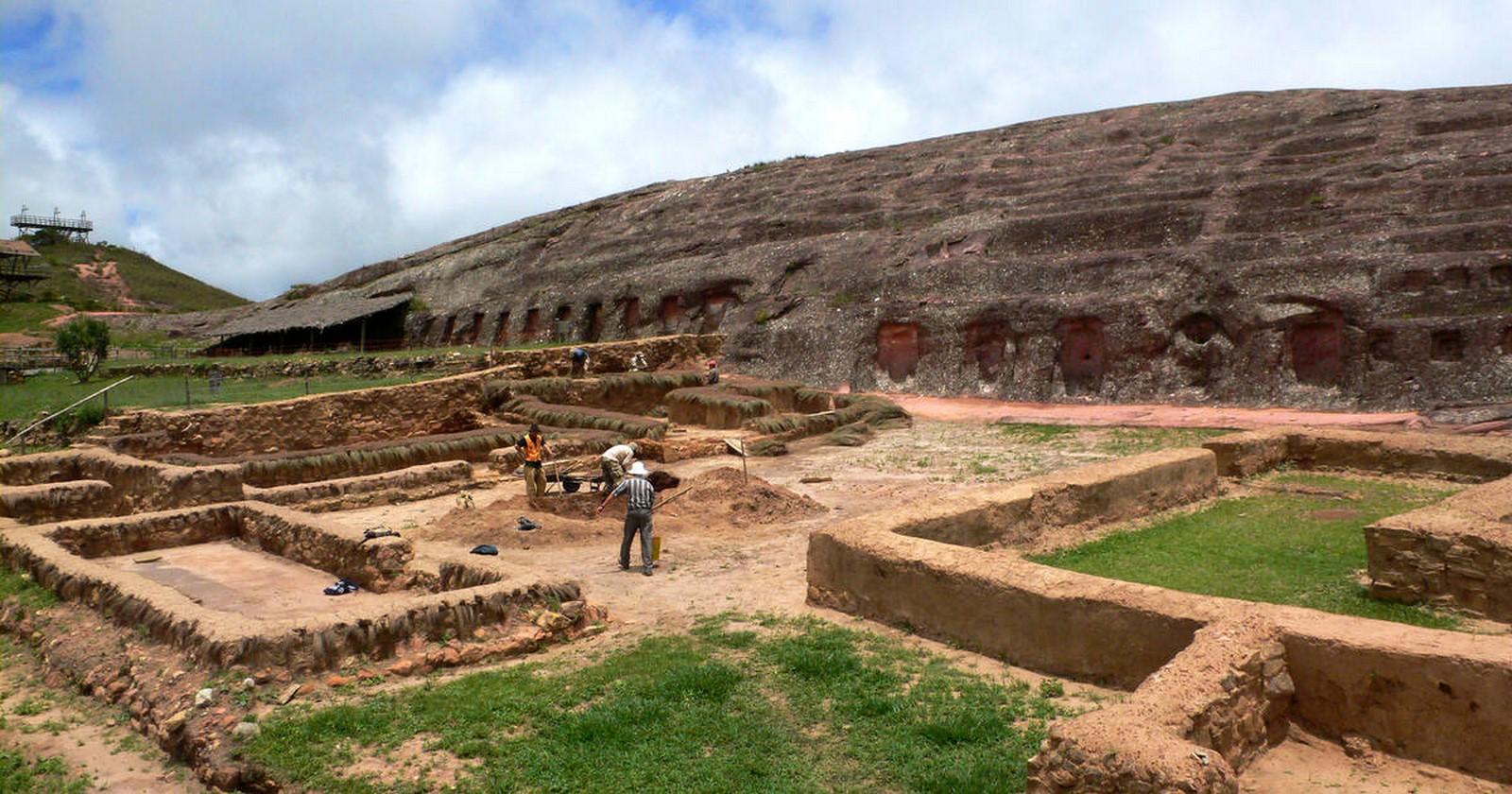 Fort Samaipata - Sheet2